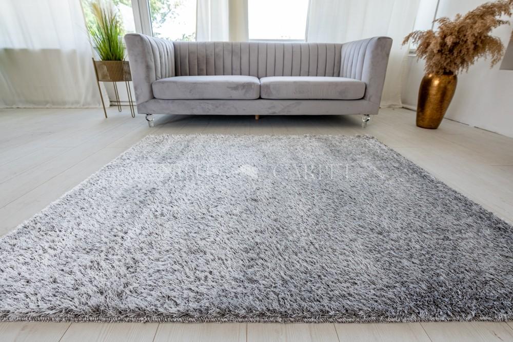 Natty Shaggy Gray Carpet (szürke) szőnyeg 50x80cm