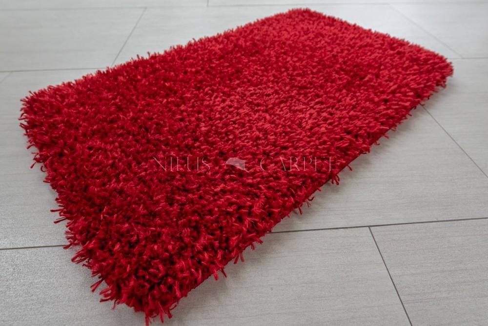 New York Shaggy Red szőnyeg 100x150cm