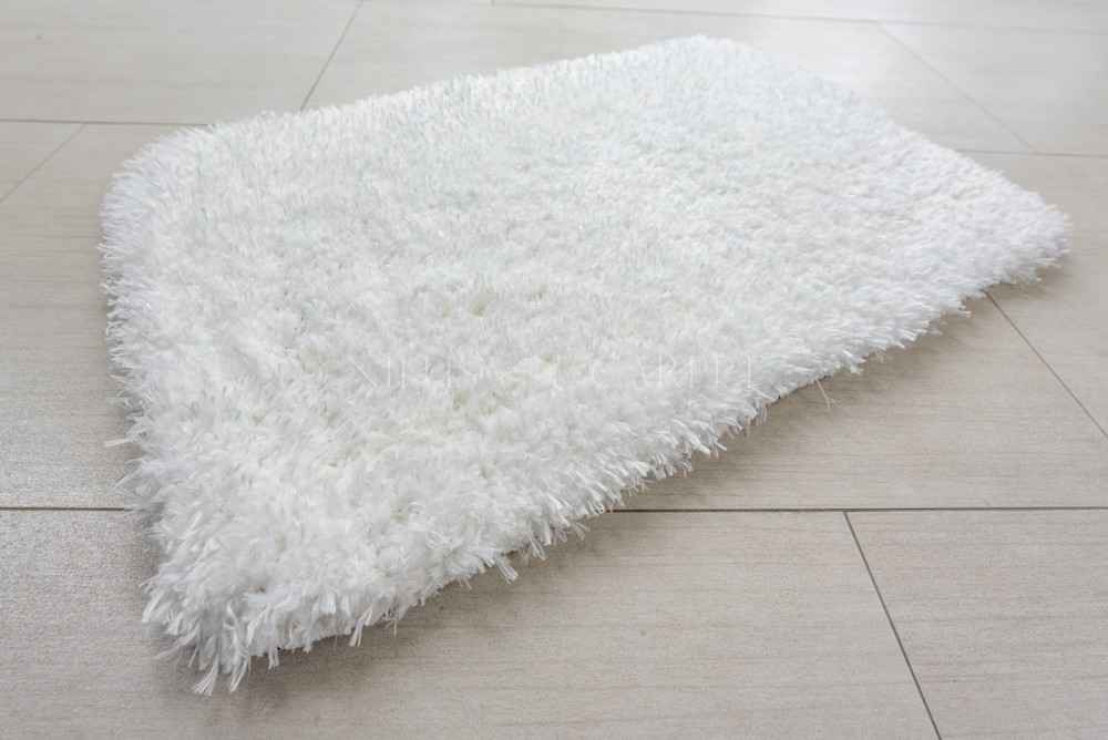 New York Shaggy White szőnyeg 50x80cm