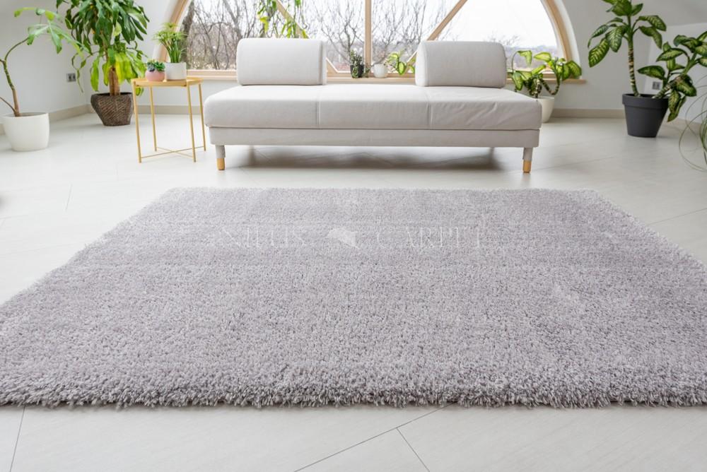 New York Shaggy Light Gray szőnyeg 100x150cm