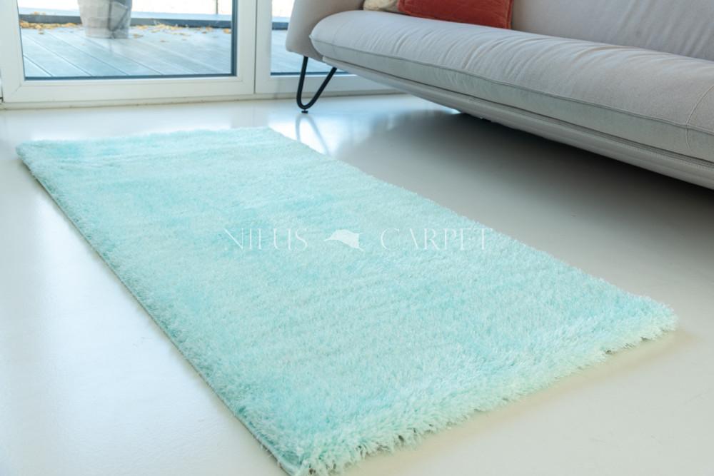 Super  neon green (élénk zöld shaggy szőnyeg) shaggy szőnyeg  160x220cm
