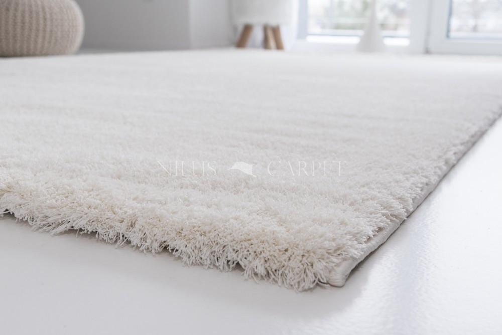 Shaggy puder white (fehér) 120x170cm