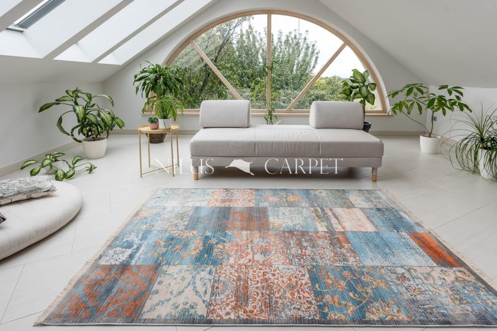 Ziegler Chobi Patchwork grey multicolour szőnyeg 120x170cm