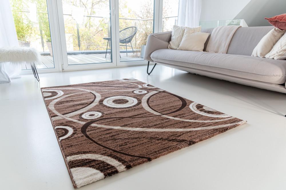 Art Miray 4834 brown (barna) szőnyeg 60x200cm