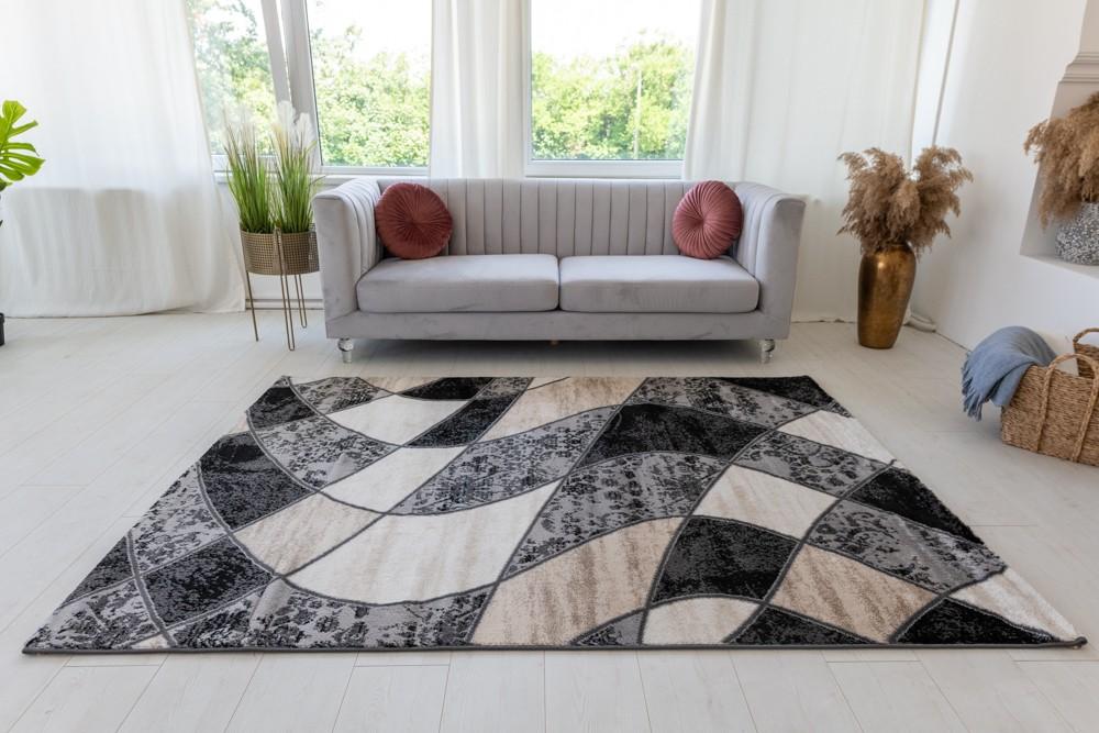 Art Miray 5253 gray (szürke) szőnyeg 60x200cm