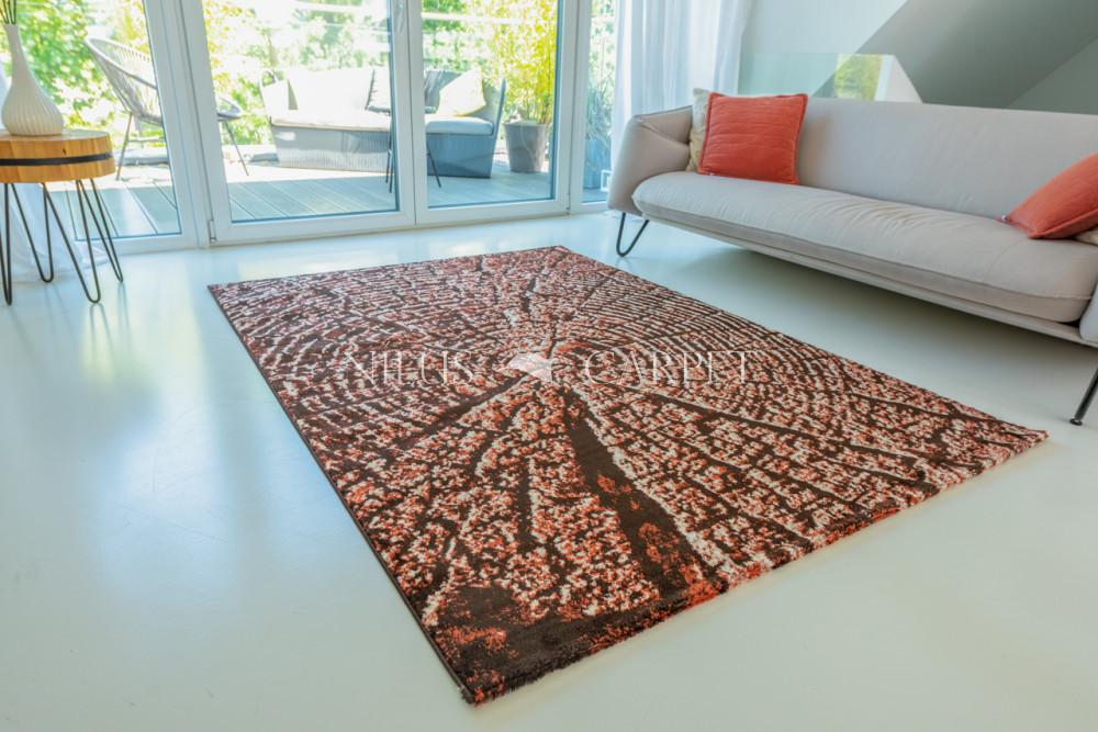 Art Miray 6356 terra-brown (terra-barna) szőnyeg 120x170cm