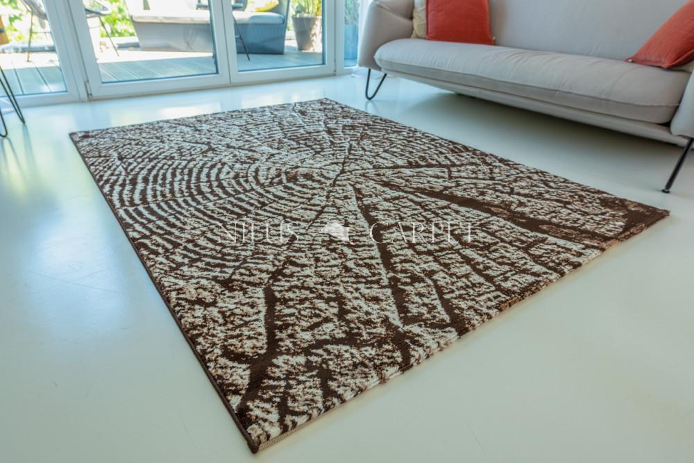 Art Miray 635 brown (barna) szőnyeg 60x110cm