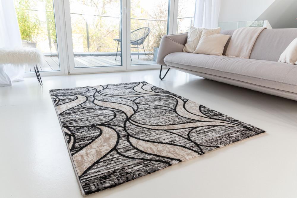 Art Miray 8829 gray (szürke) szőnyeg 200x290cm