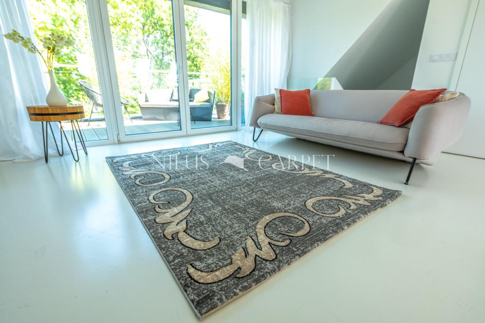 Art Miray 923 gray (szürke) szőnyeg 60x200cm