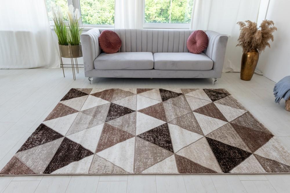 Art Miray 925 D. beige  (bézs-barna) szőnyeg 80x250cm