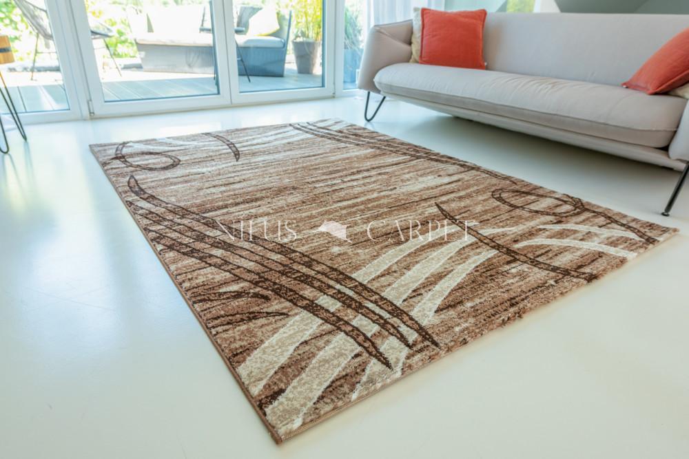 Art Miray 926 l.brown (barna) szőnyeg 80x150cm