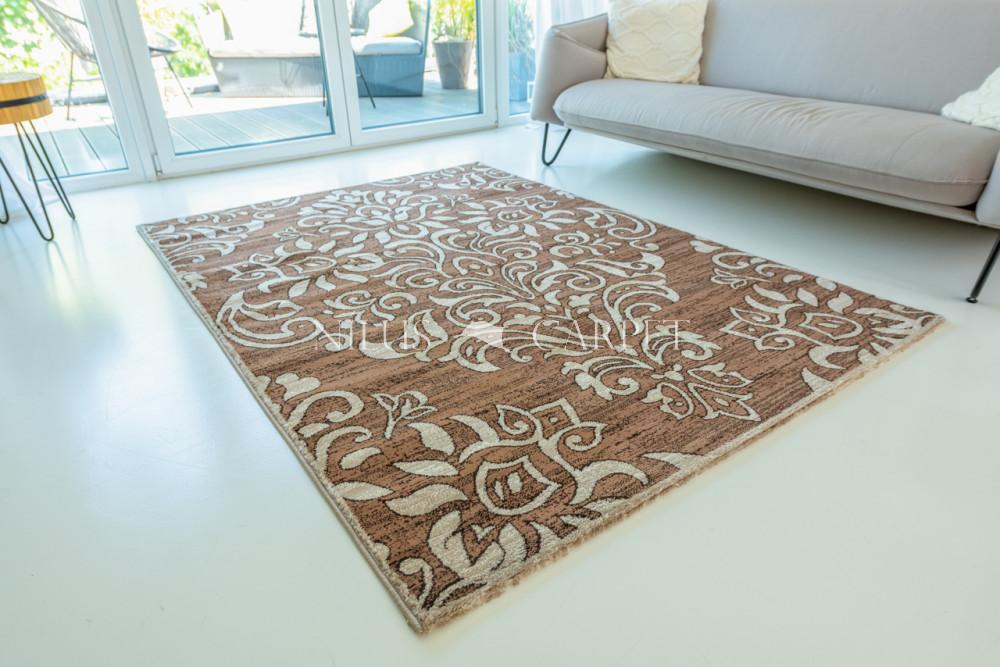 Art Miray 924 l.brown-d.beige (barna-bézs) szőnyeg 150x230cm