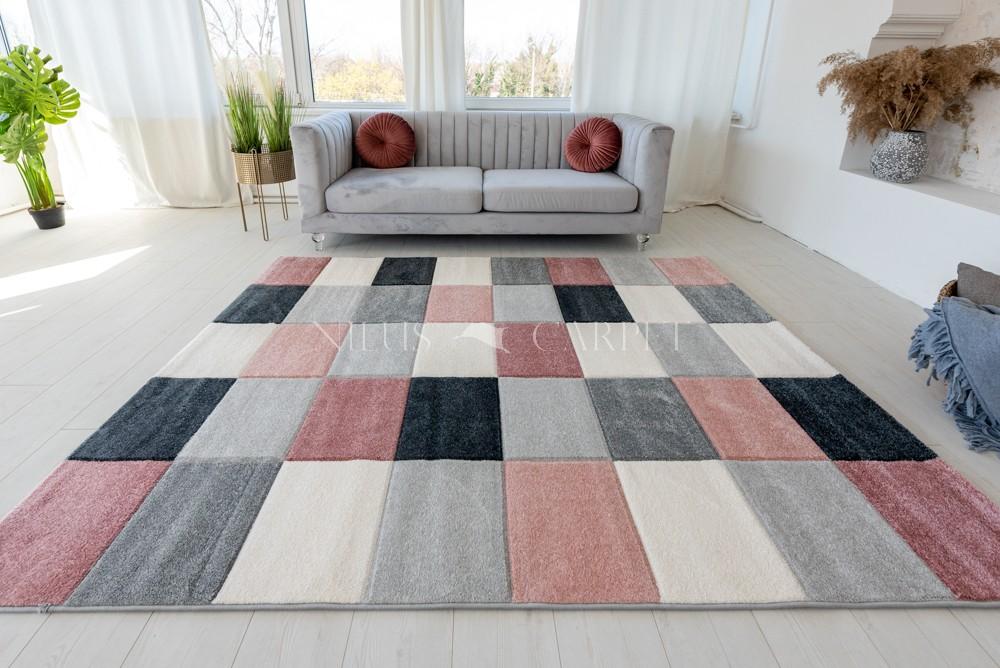 Charlotte 2421 Puder-gray (Puder-szürke) szőnyeg 200x290cm
