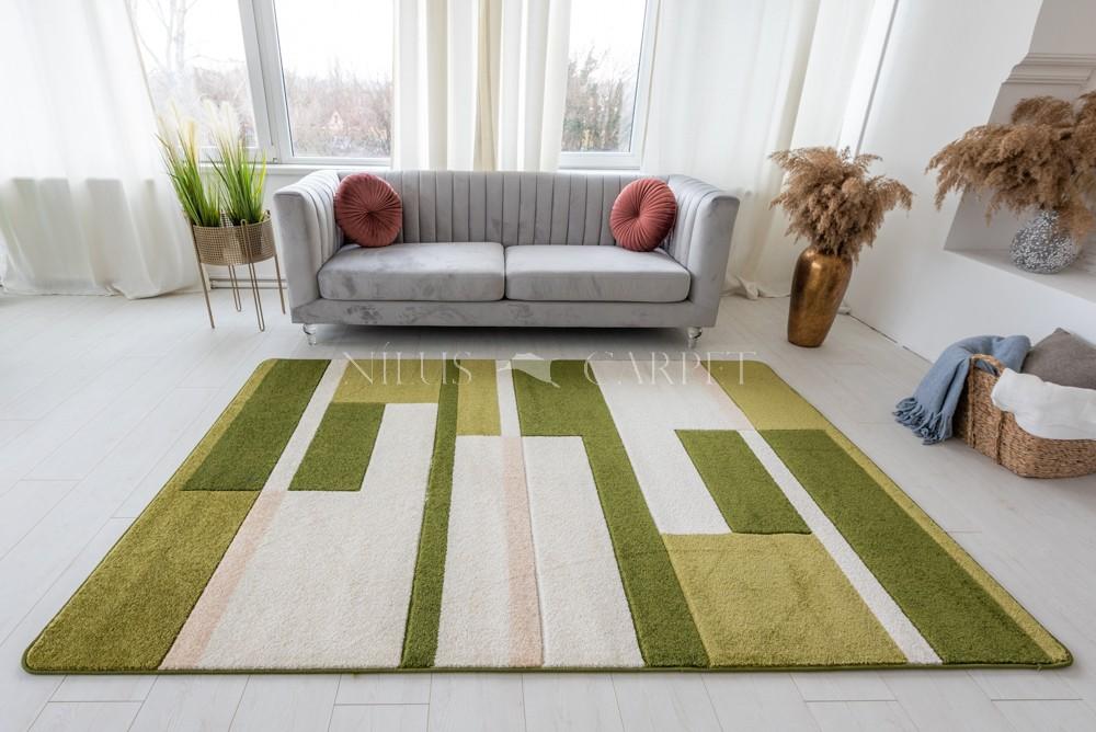 Comfort 4738 green (zöld) 60x220cm