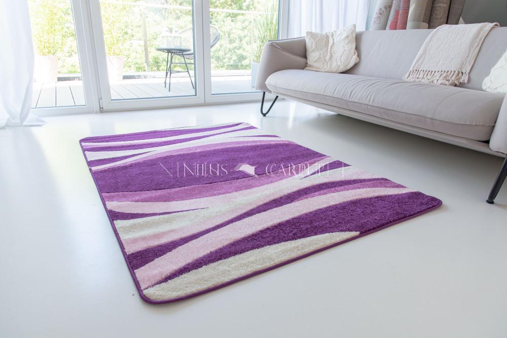 Comfort 4784 purple (lila) 160x230cm