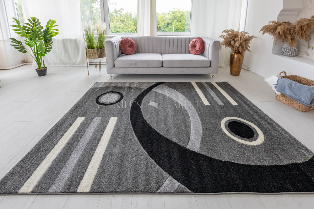Comfort 4801 gray (szürke) 40x70cm