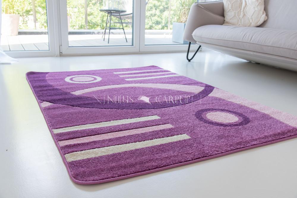 Comfort 4801 purple (lila) 80x250cm