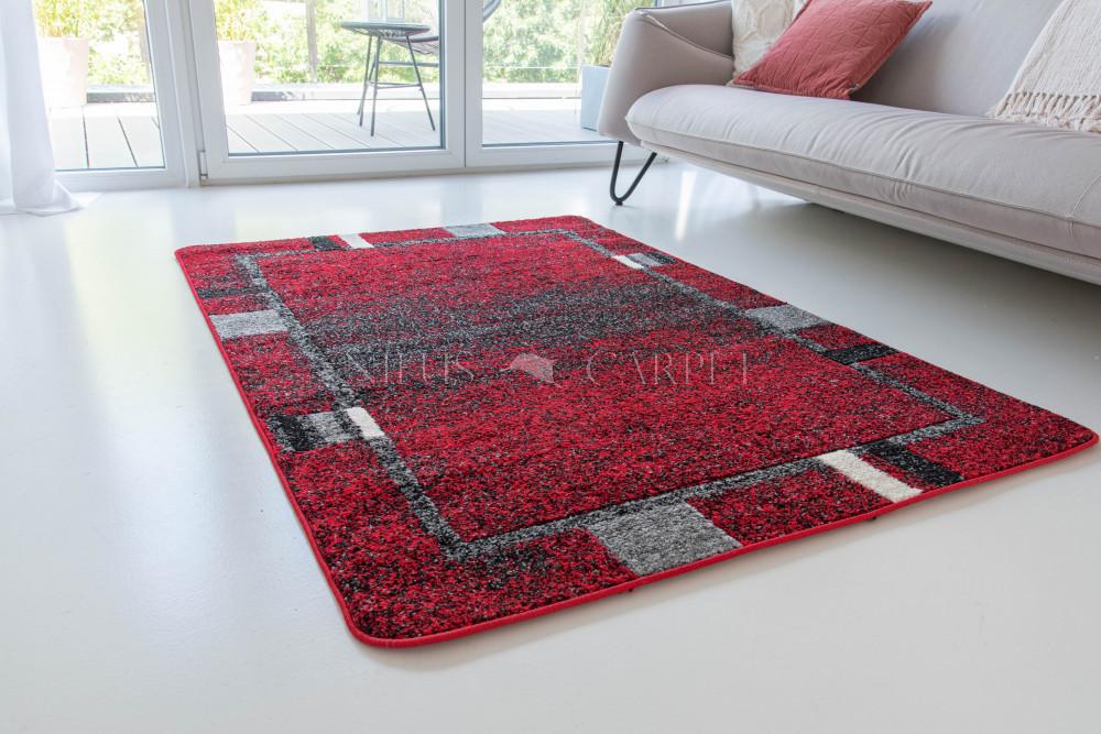 Comfort 6889 black-red (fekete-piros) 200x290cm