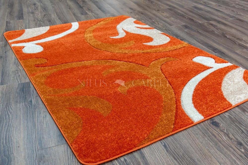 Comfort 8018 terra (narancssárga) 160x230cm