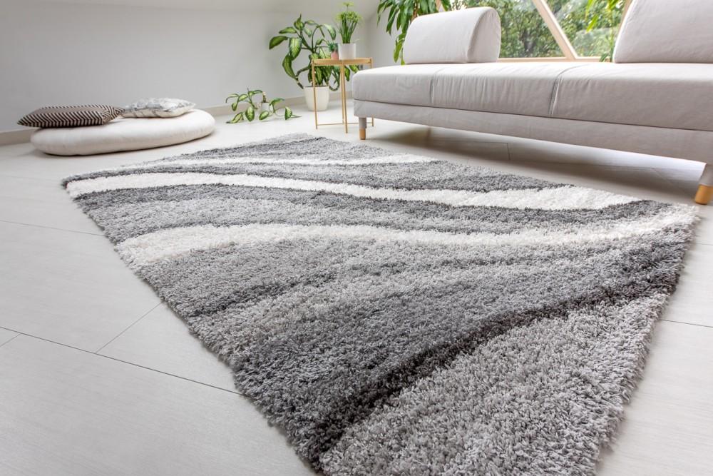 Design Shaggy 07 gray (szürke) szőnyeg 60xszett