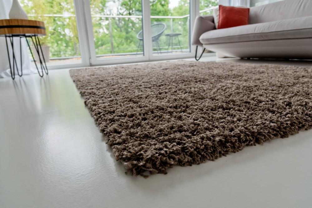 Design Shaggy brown (csoki) szőnyeg 80x150cm