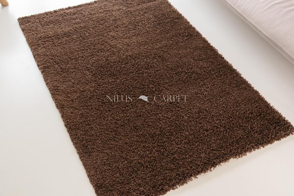 Design Shaggy Kesif old brown (csoki) szőnyeg 160x220cm