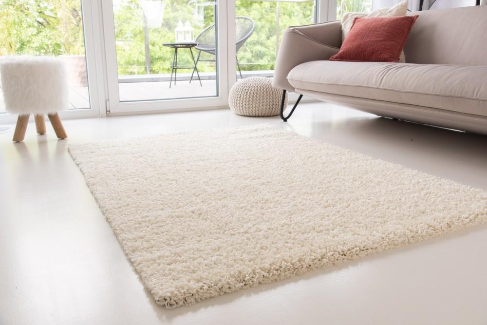 Design Shaggy cream (vanilia) szőnyeg 200x290cm