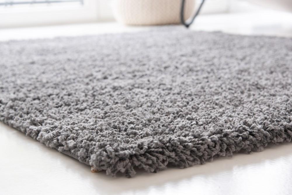 Design Shaggy light gray (világosszürke) szőnyeg 80x250cm