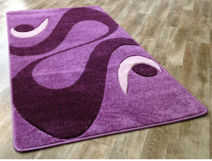 London 31 purple (lila) szőnyeg 160x220cm