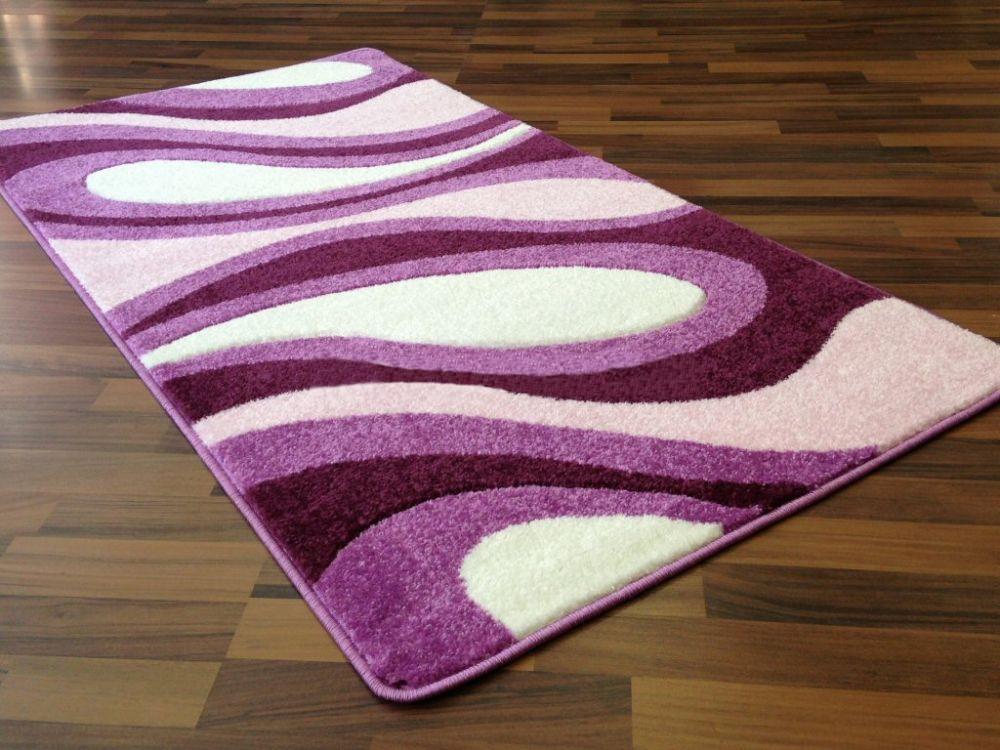London 59 purple (lila) szőnyeg 60x110cm