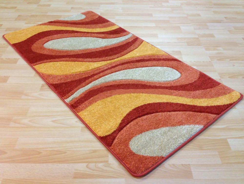 London 59 orange (narancs) szőnyeg 60x110cm