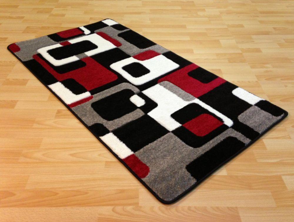 London 96 black (fekete) szőnyeg 120x170cm