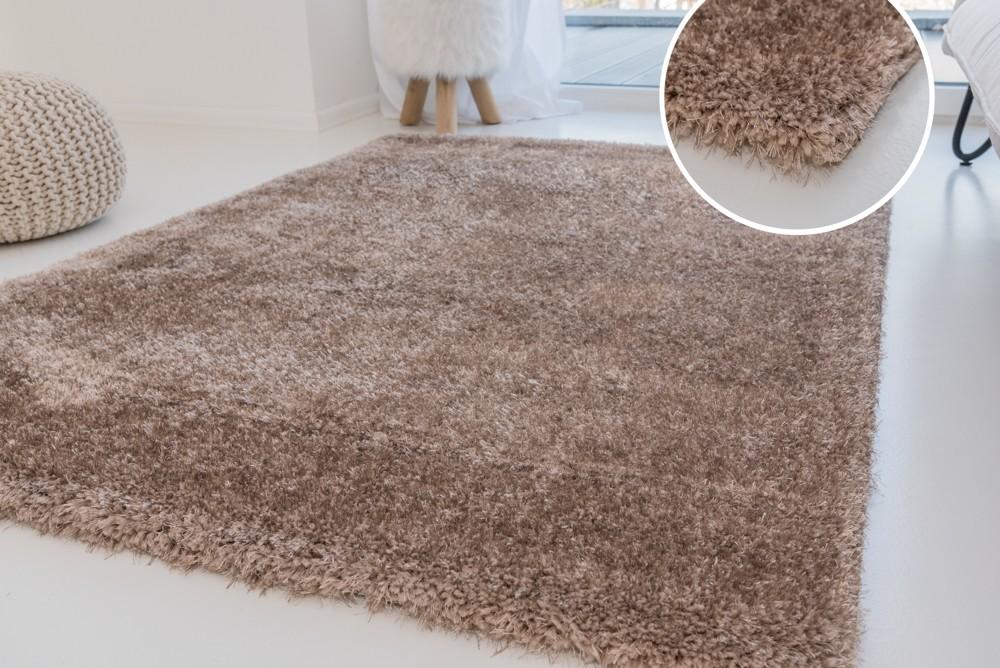 Luxury Shaggy vizon 80x150cm szőnyeg