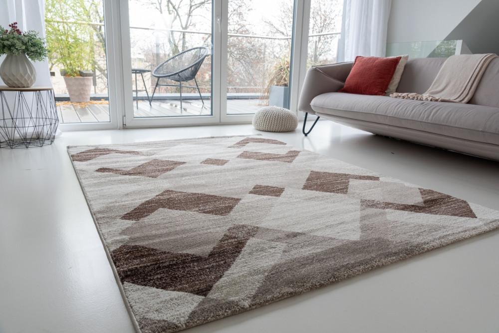 Elegance Super Soft 1009 beige (bézs) szőnyeg 120x170cm