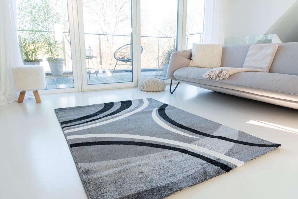 Elegance Super Soft 1026 gray (szürke) szőnyeg 200x290cm