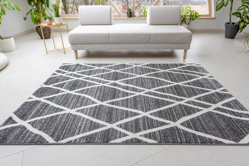 Elegance Super Soft 1097 gray (szürke) szőnyeg 240x330cm