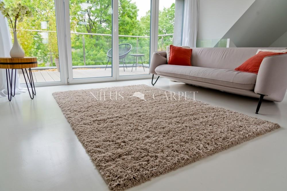 Manhattan Shaggy beige (bézs) szőnyeg 80x150cm