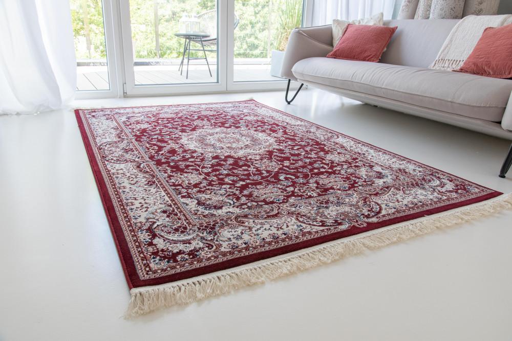 Million 04 red (bordó)Perzsa szőnyeg 150x230cm