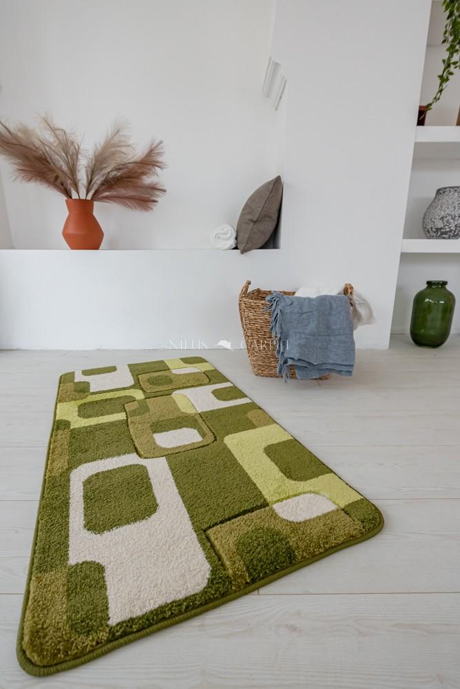 Margaret 196 green (zöld) szőnyeg 200x280cm