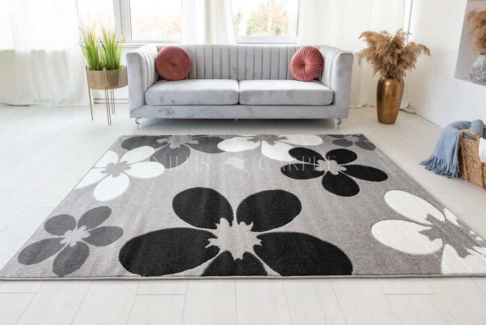 Margaret 307 gray (szürke) szőnyeg 160x220cm