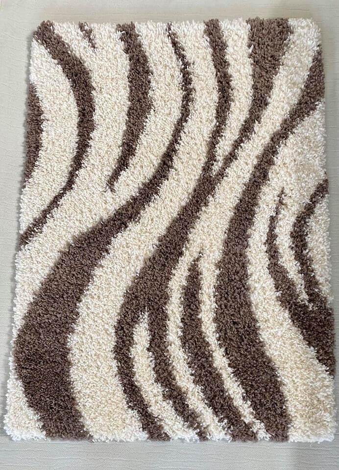 Berber Luxury 9429 brown-cream (barna-krém) 200x290cm