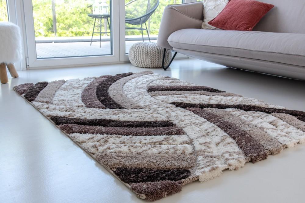Puder Art 8380 beige (bézs) szőnyeg 80x250cm