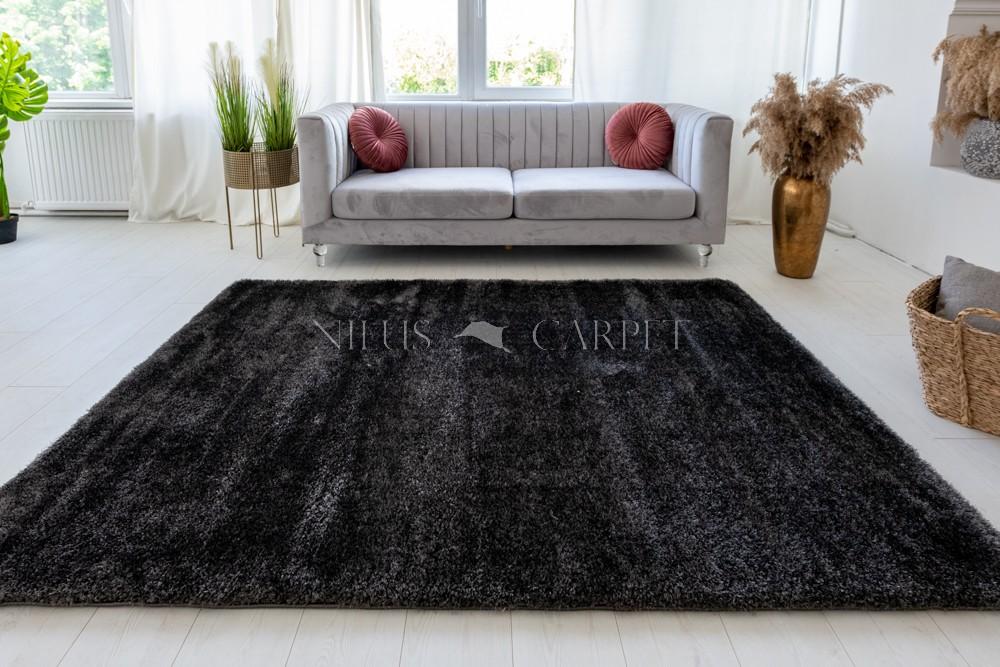 Pure Luxury Antracit shaggy szőnyeg 200x280cm