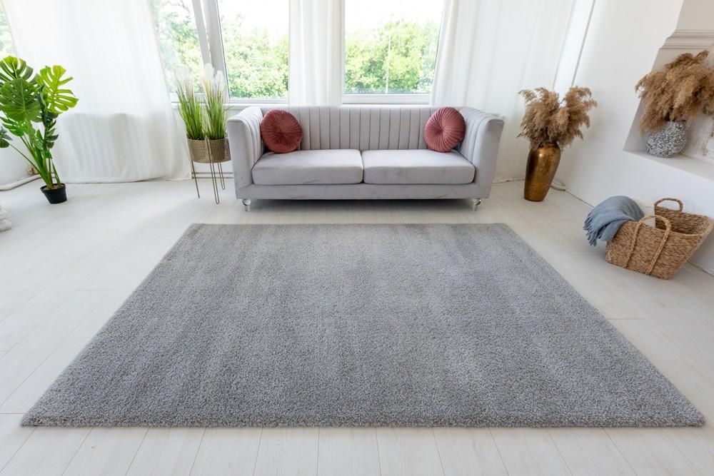 Puder Art 1800 Gray (szürke) szőnyeg 200x290cm
