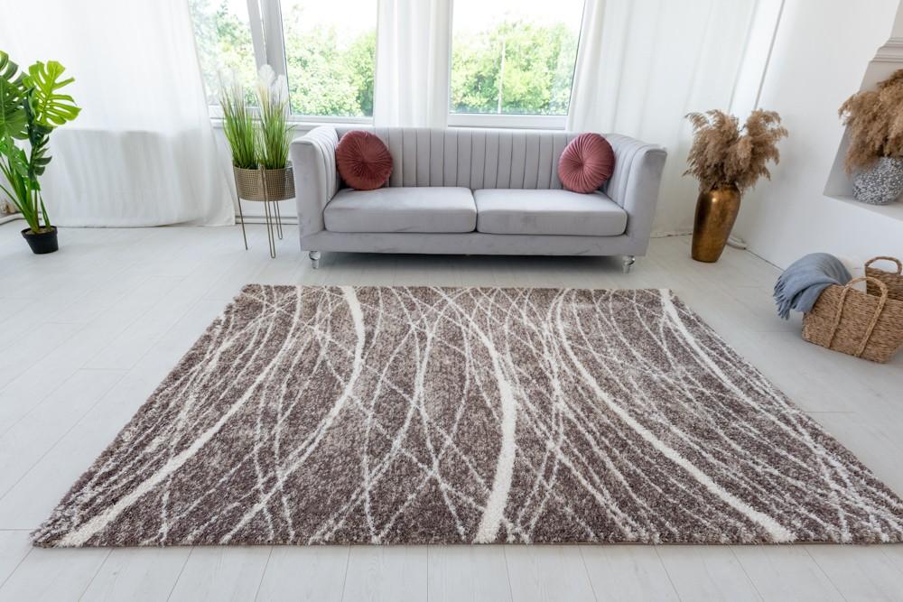 Puder Art 283 beige (bézs) szőnyeg 60x110cm
