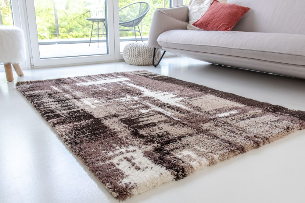 Puder Art 3808 beige (bézs) szőnyeg 80x150cm