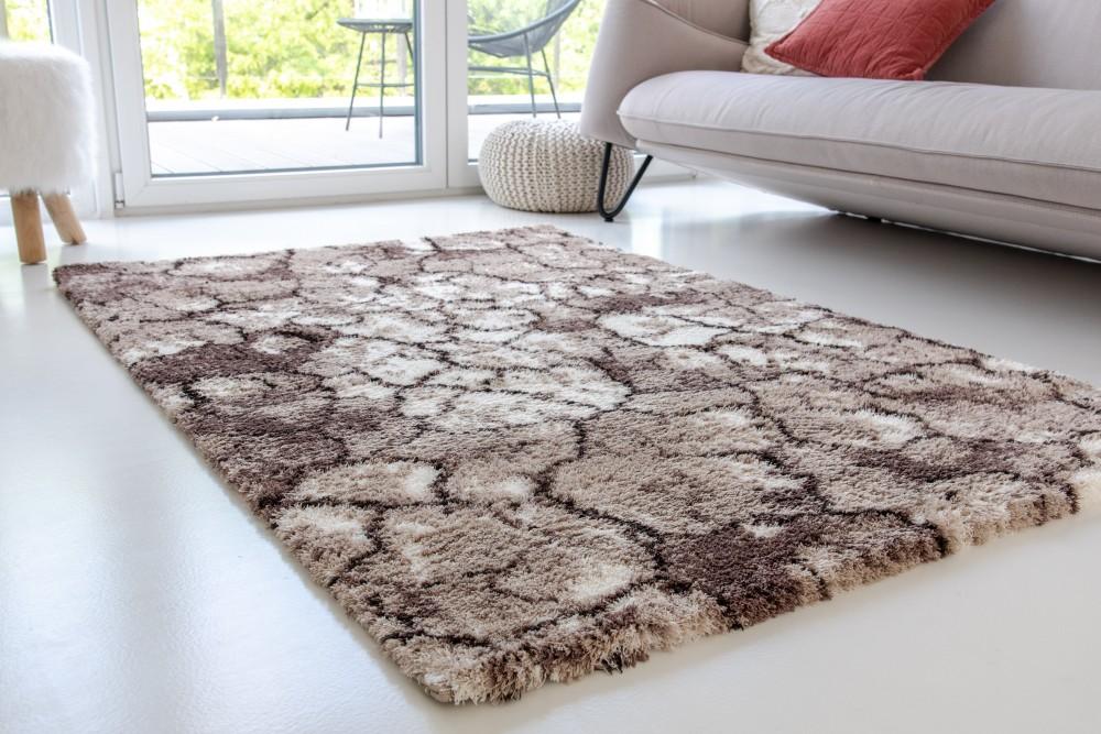 Puder Art 6467 beige (bézs) szőnyeg 80x150cm