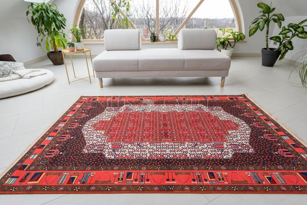 Exkluzív Perzsa Art Belluch Red szőnyeg 200x300cm