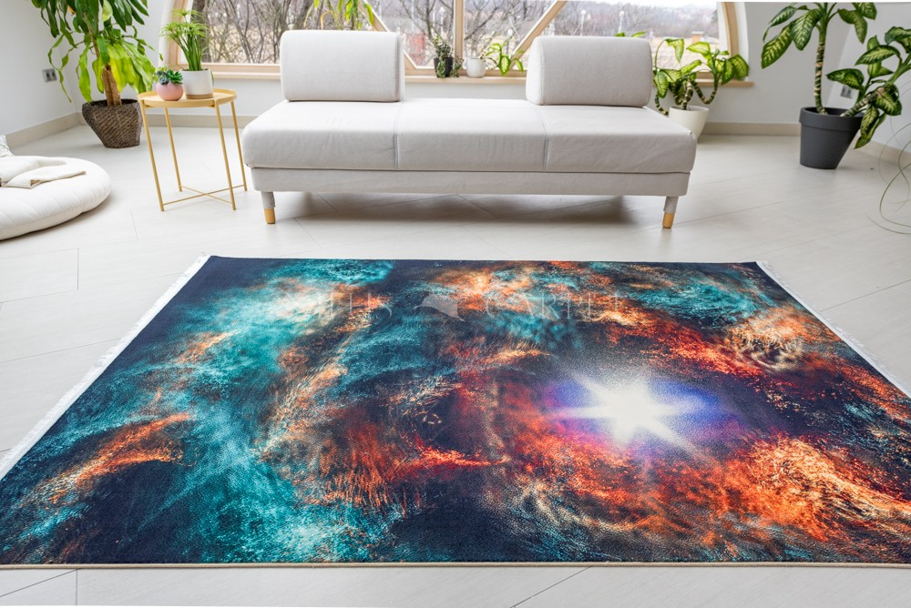 Exkluzív Colaris Galaxy Art Modern szőnyeg 200x300cm