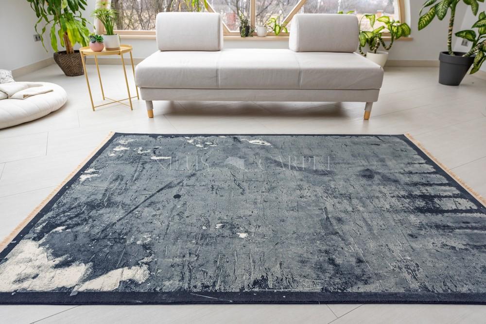 Exkluzív Colaris Ocean Gray (Tenger szürke) szőnyeg 100x200cm